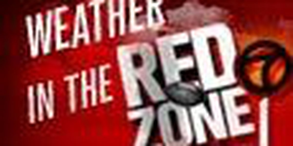 Weather in The Red Zone