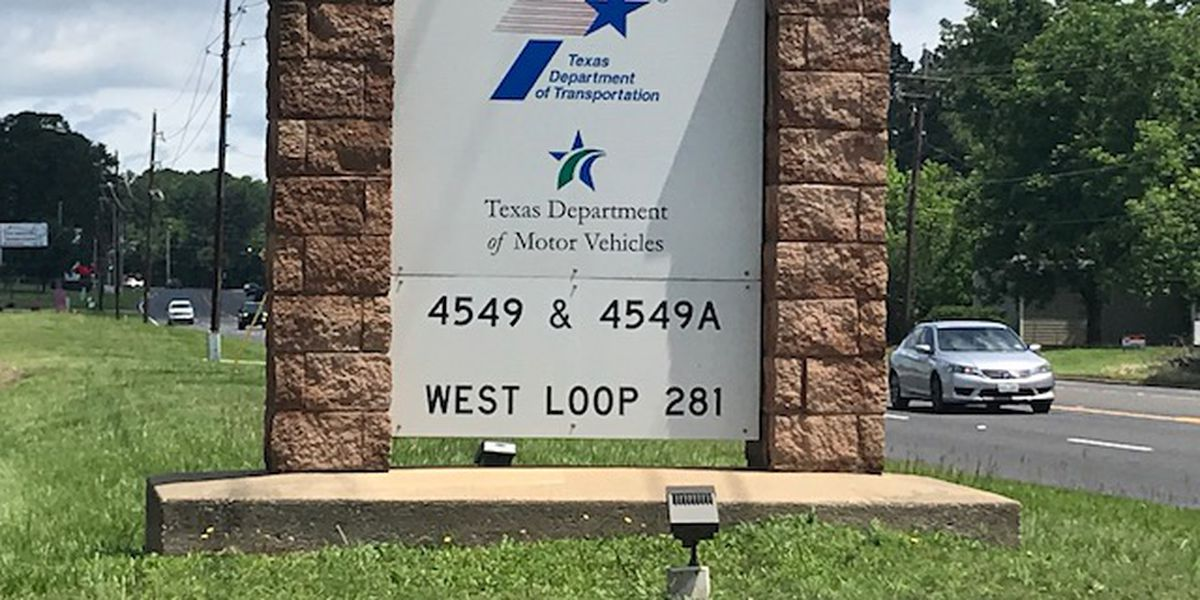 Regional DMV office in Longview reopens for limited in-person transactions