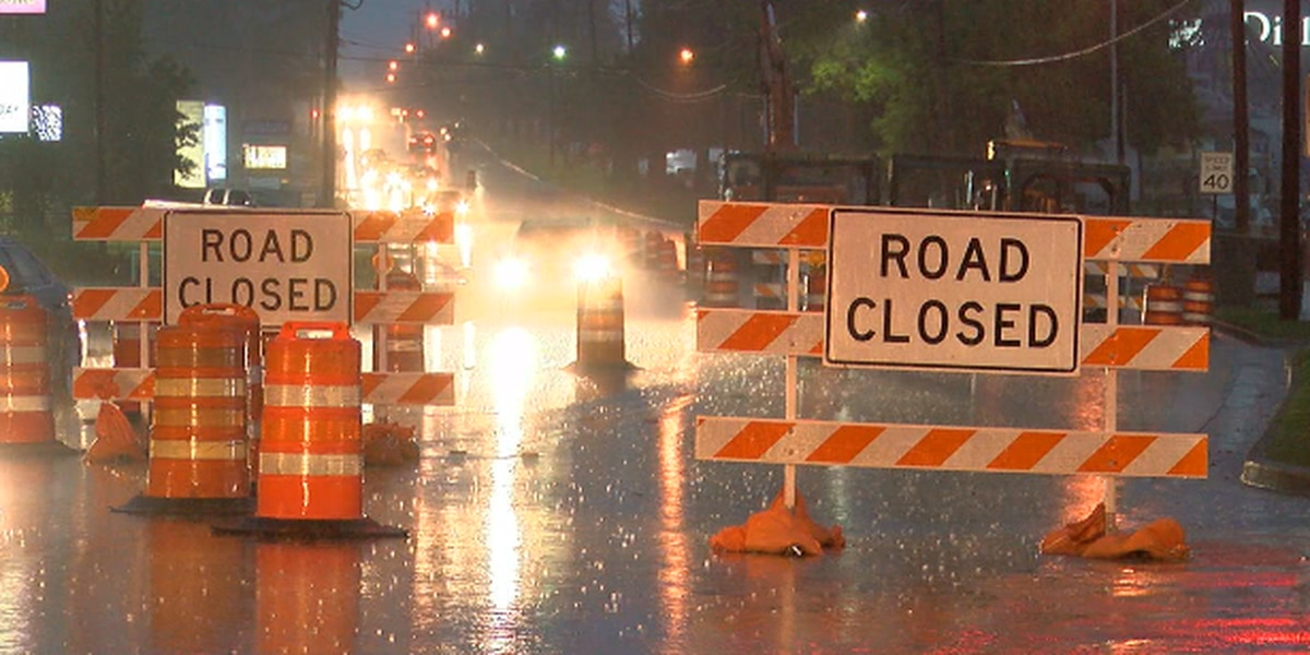 After recent heavy rains, drainage project in Tyler may prove necessary