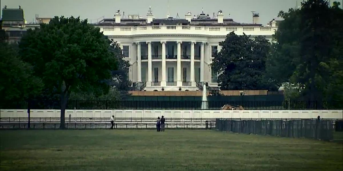 Mystery illnesses strike near White House
