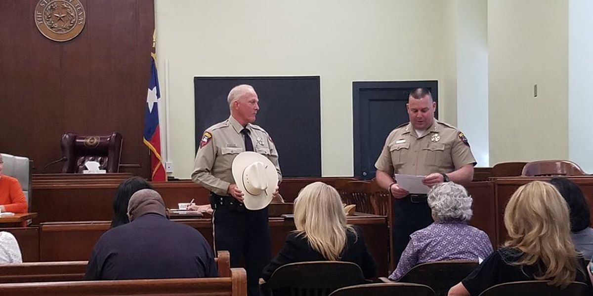 Upshur County SO: Deputy, 3 New Diana ISD employees honored for saving choking child