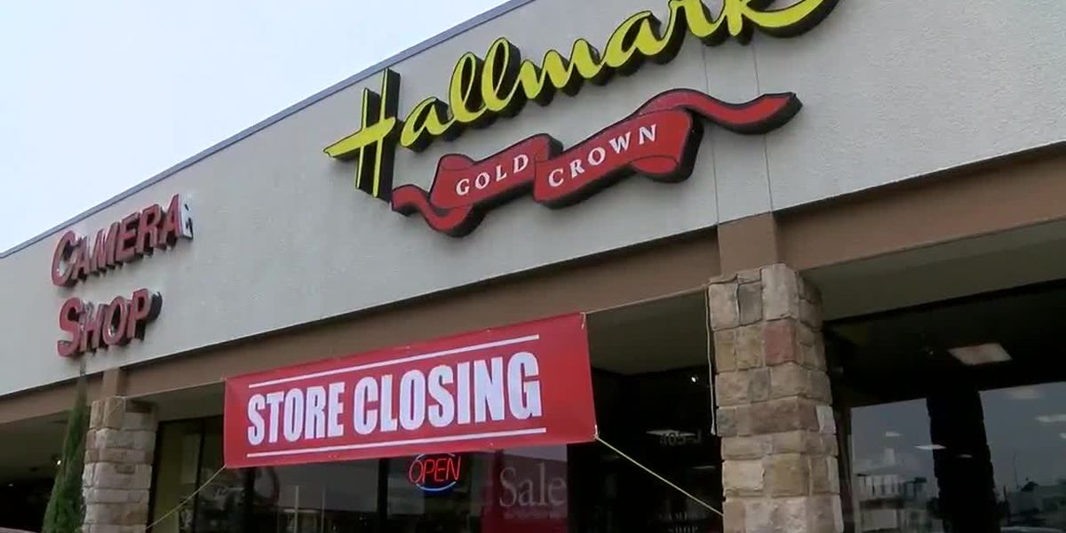 Open nearly 7 decades, Longview Hallmark store to close