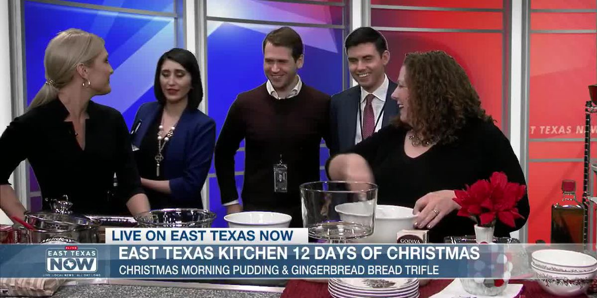 East Texas Kitchen Live on East Texas Now: Christmas recipes