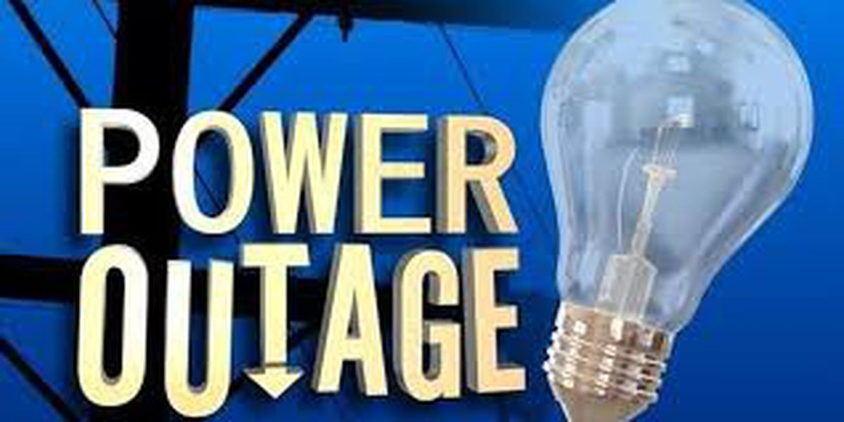 SWEPCO: Over 2,000 customers without power