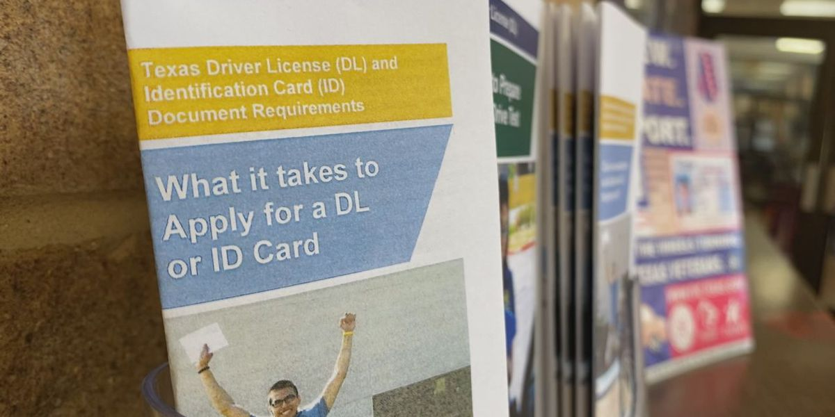 Time is running out to renew your driver's license or ID