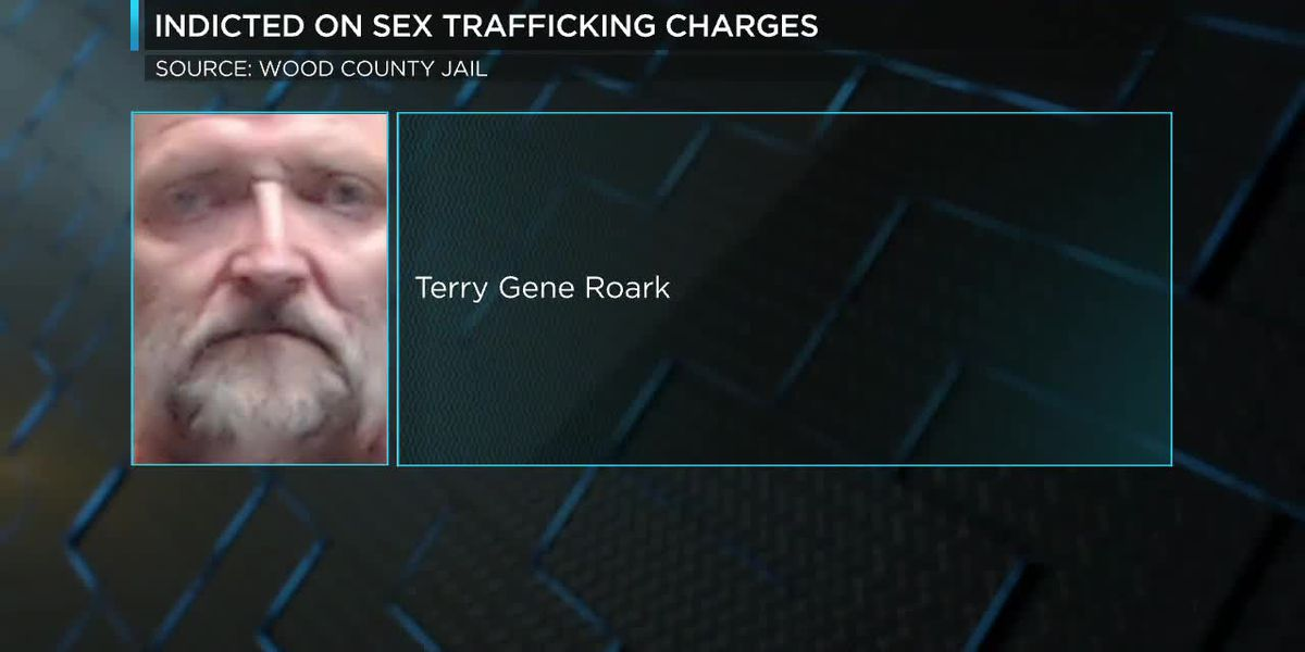 Man indicted on sex trafficking charges