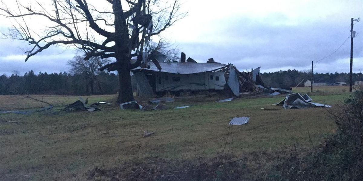 Damage reported in Cherokee, Rusk counties from overnight storms