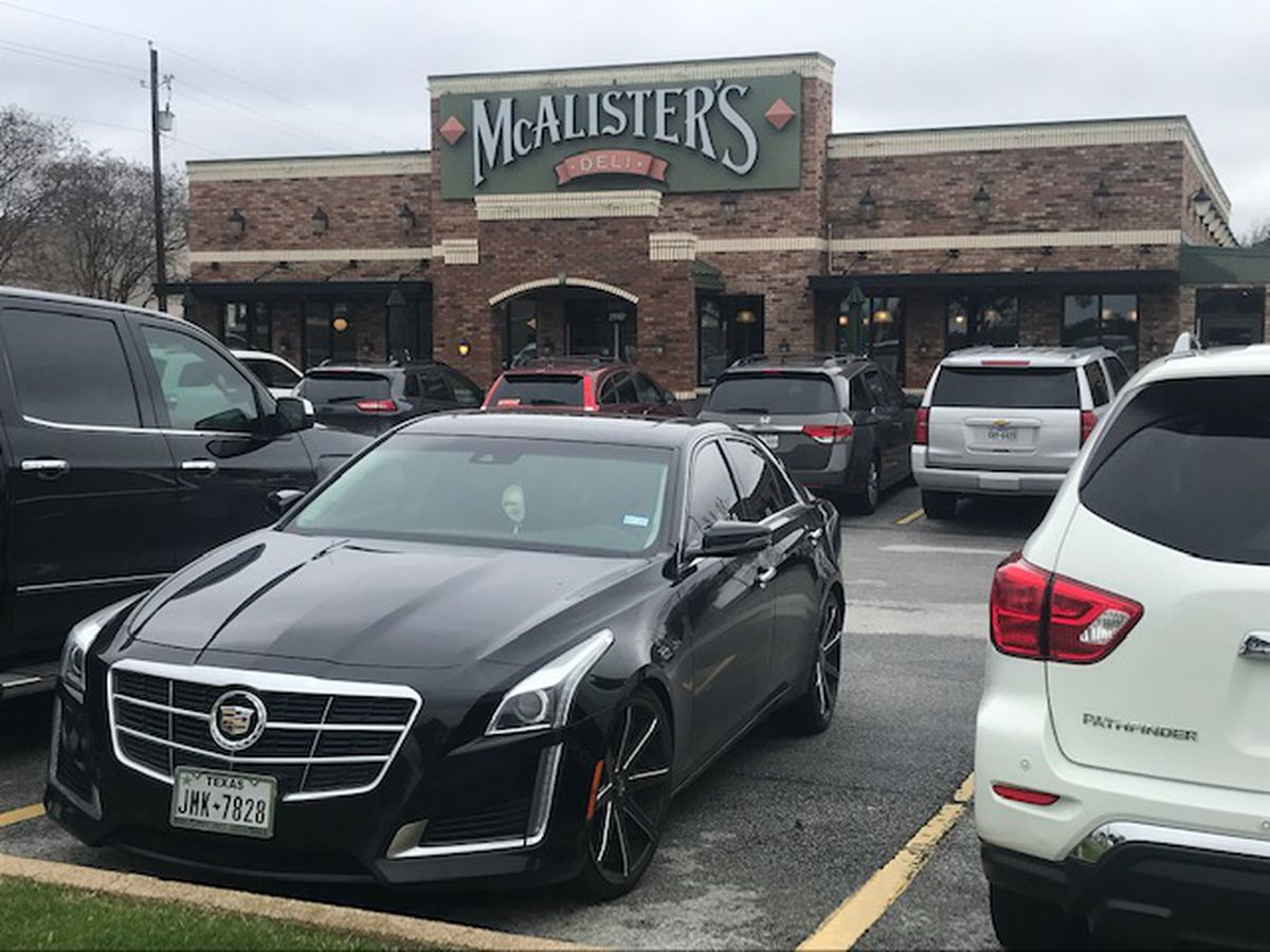 McAlister's Deli in Tyler closing next month for remodel