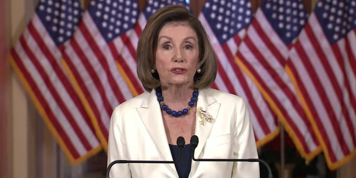 Pelosi: Trump's actions violated Constitution