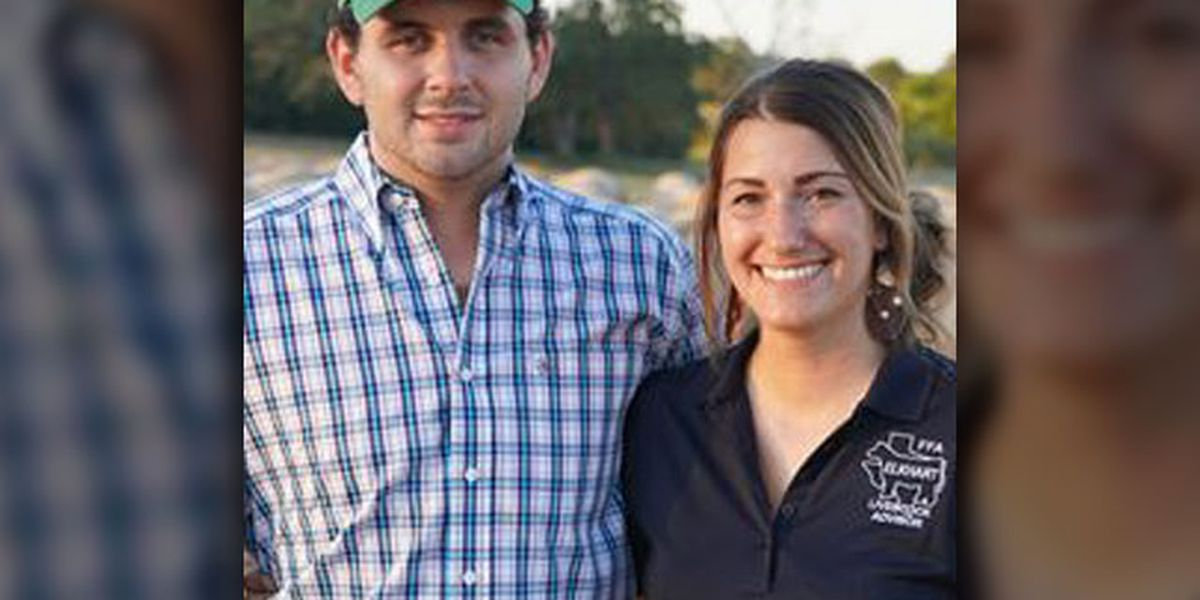 Anderson County couple wins TFB's Outstanding Young Farmer & Rancher contest