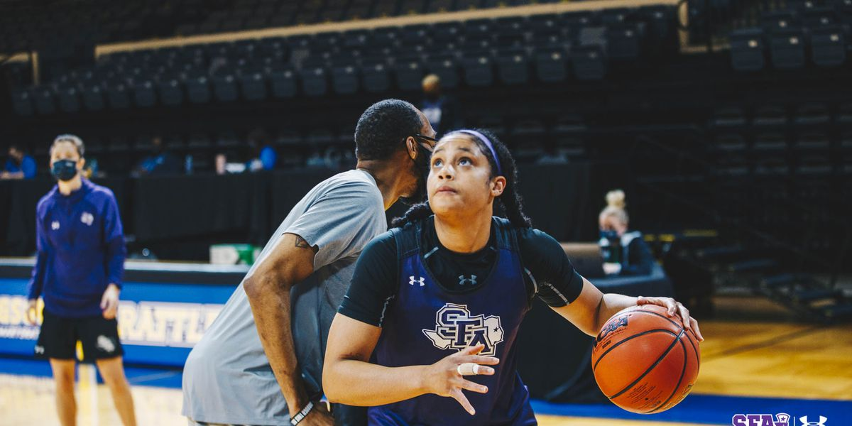 SFA Ladyjacks speak on viral controversy from inside the NCAA bubble