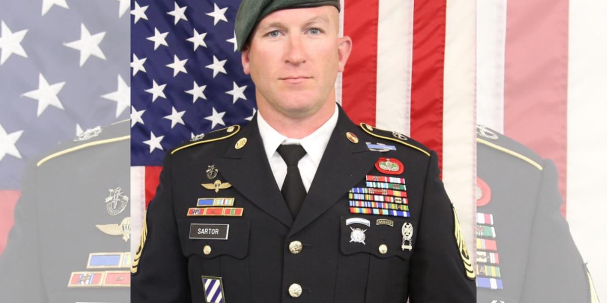 Texas soldier killed in Afghanistan