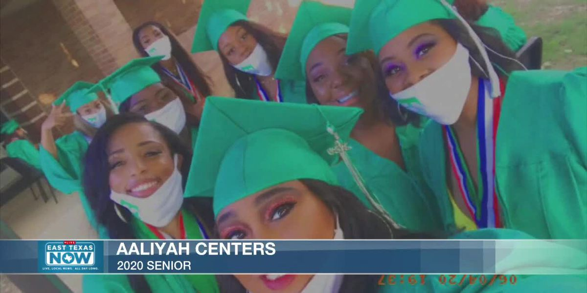 WATCH: Anissa Centers checks in with 2020 graduates