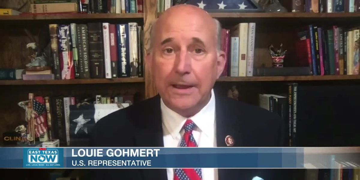 WATCH: US Rep. Gohmert discusses lawsuit against Vice President Pence