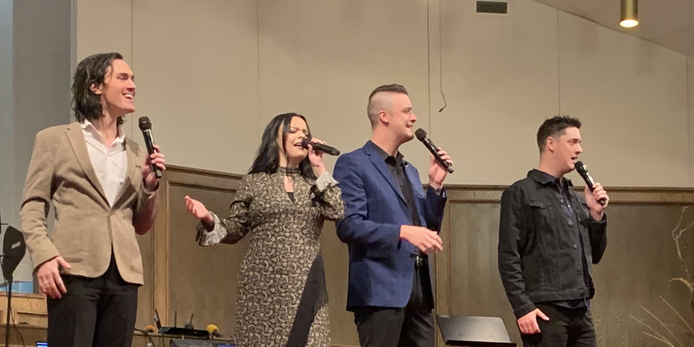 East Texas gospel group 'The Erwins' nominated for Grammy Award