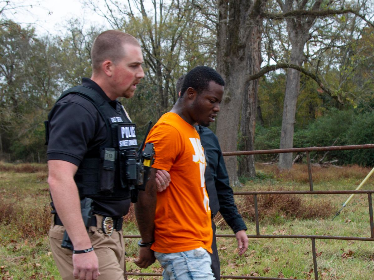 Lufkin police arrest man wanted for 2 shootings