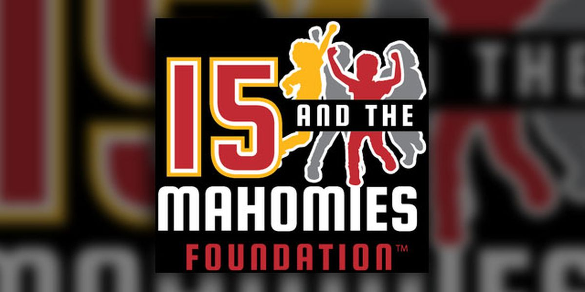 Patrick Mahomes announces the 15 and the Mahomies Foundation
