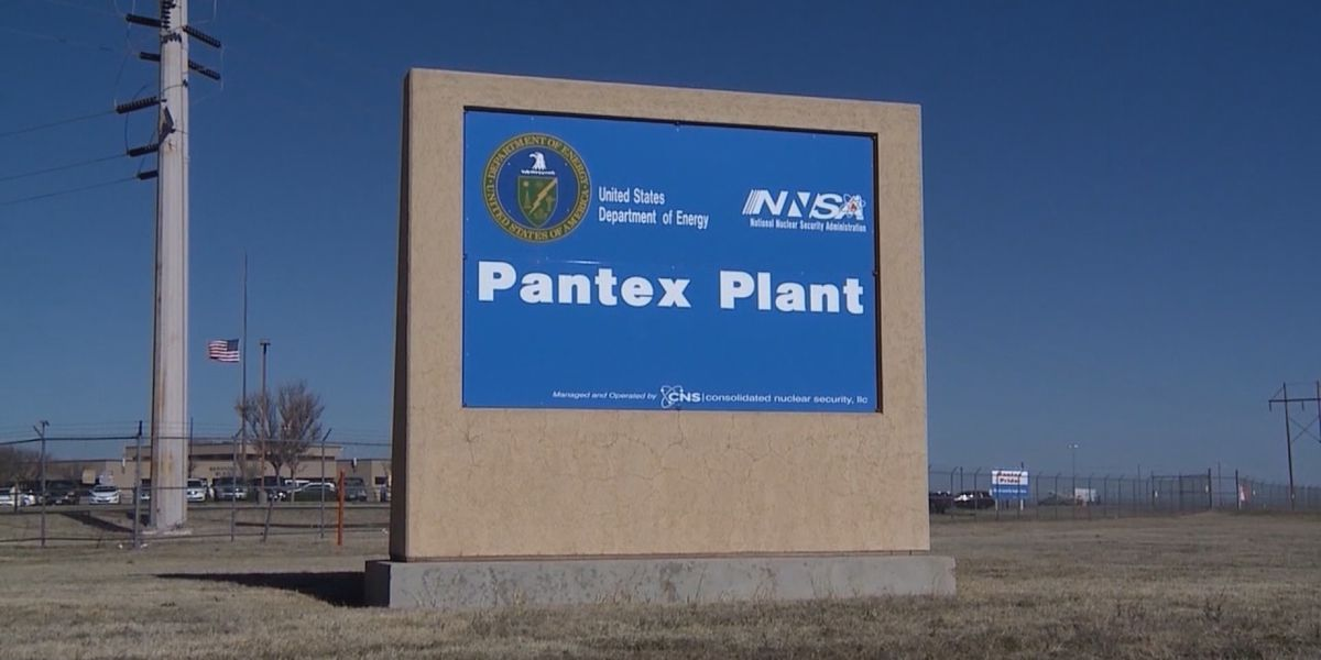 NNSA asking for bids to manage Pantex plant after not renewing CNS contract