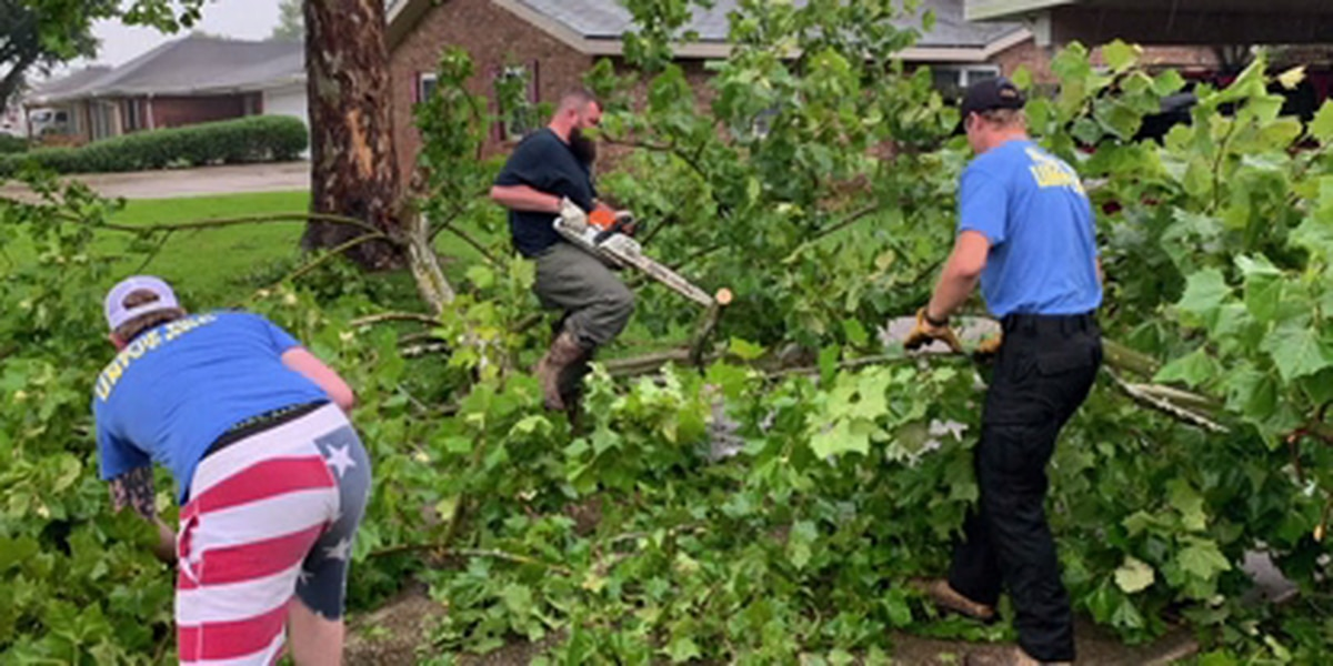 East Texas rescue group in Louisiana to help during 'Barry'