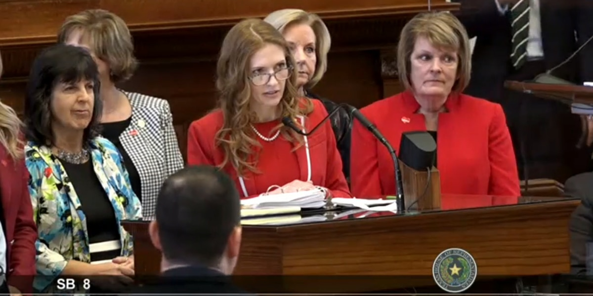 Texas House OKs Sen. Hughes fetal heartbeat bill in prelim vote