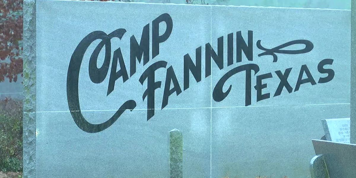 Mark in Texas History: Camp Fannin celebrated today