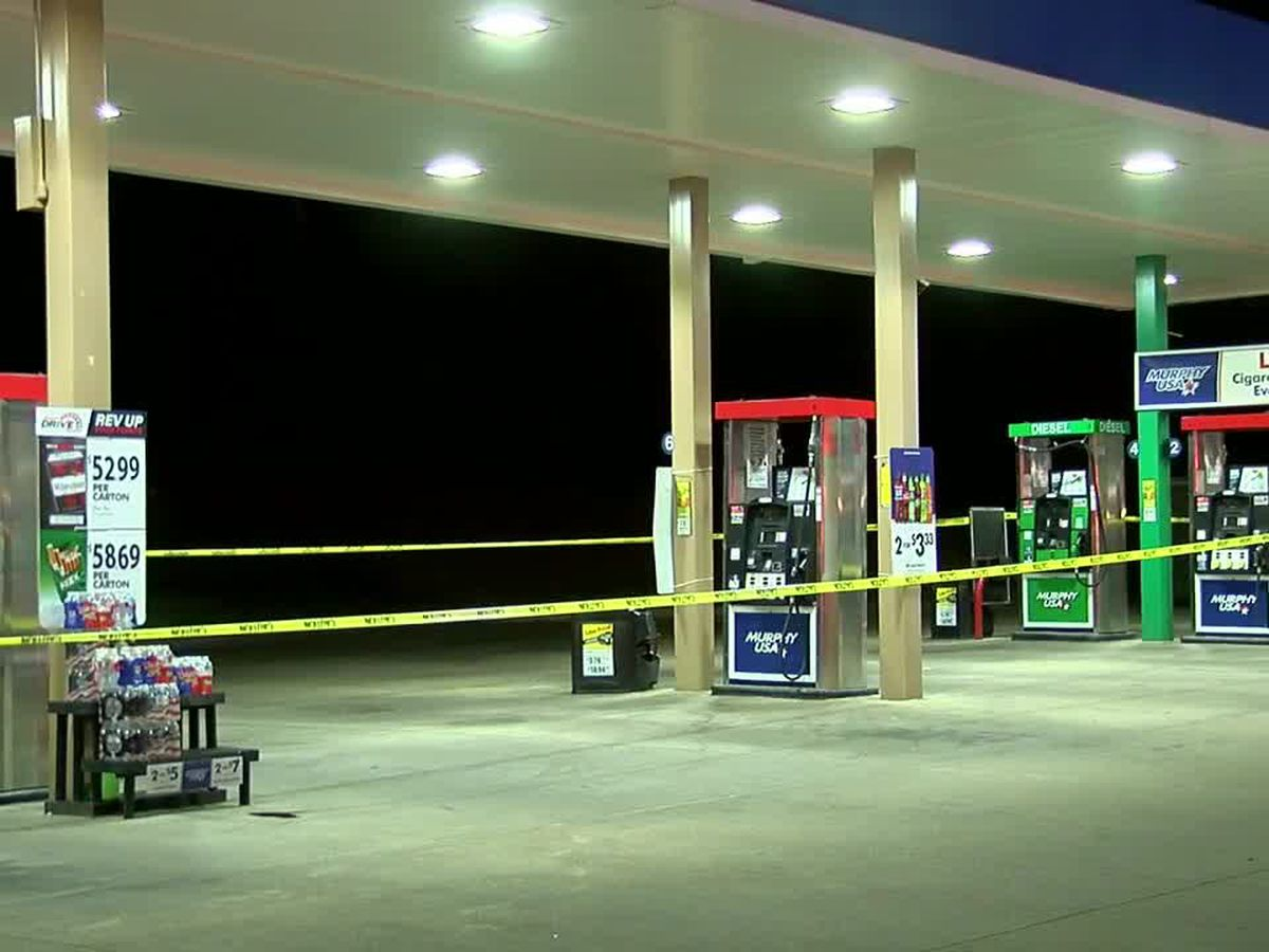 Pumps reopened at Tyler Walmart one night after near-disaster with gas tank fire