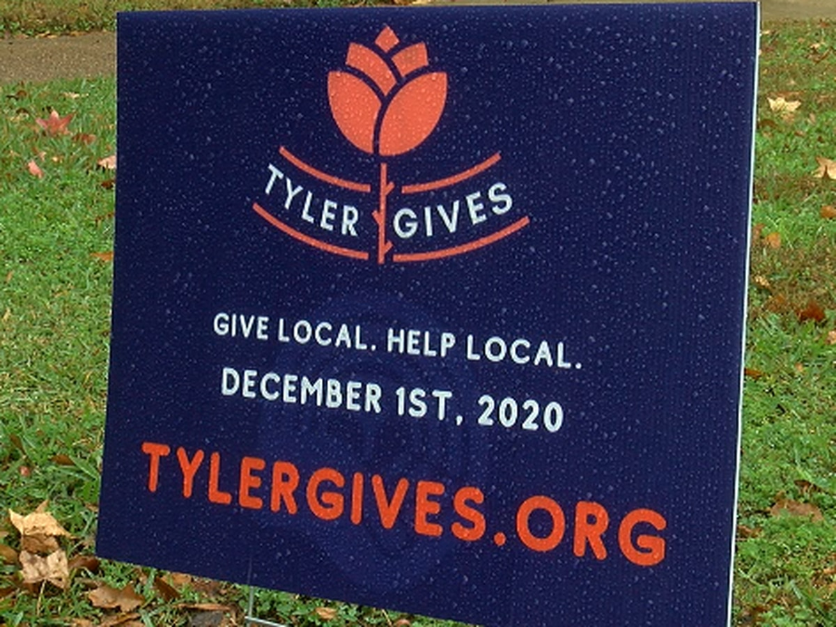 'Tyler Gives' raises $160,000 for charities in inaugural effort