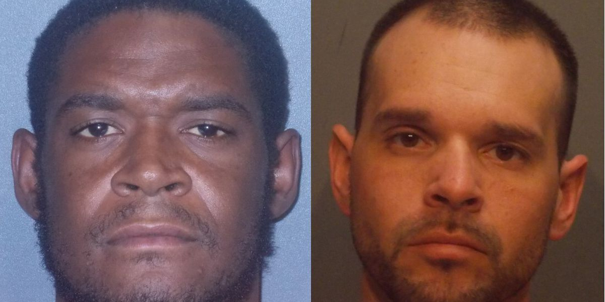 Wood County burglaries solved when men allegedly confess, are charged