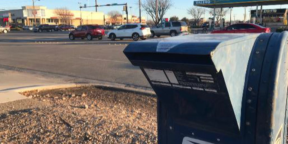 Lubbock USPS collection boxes removed after multiple thefts
