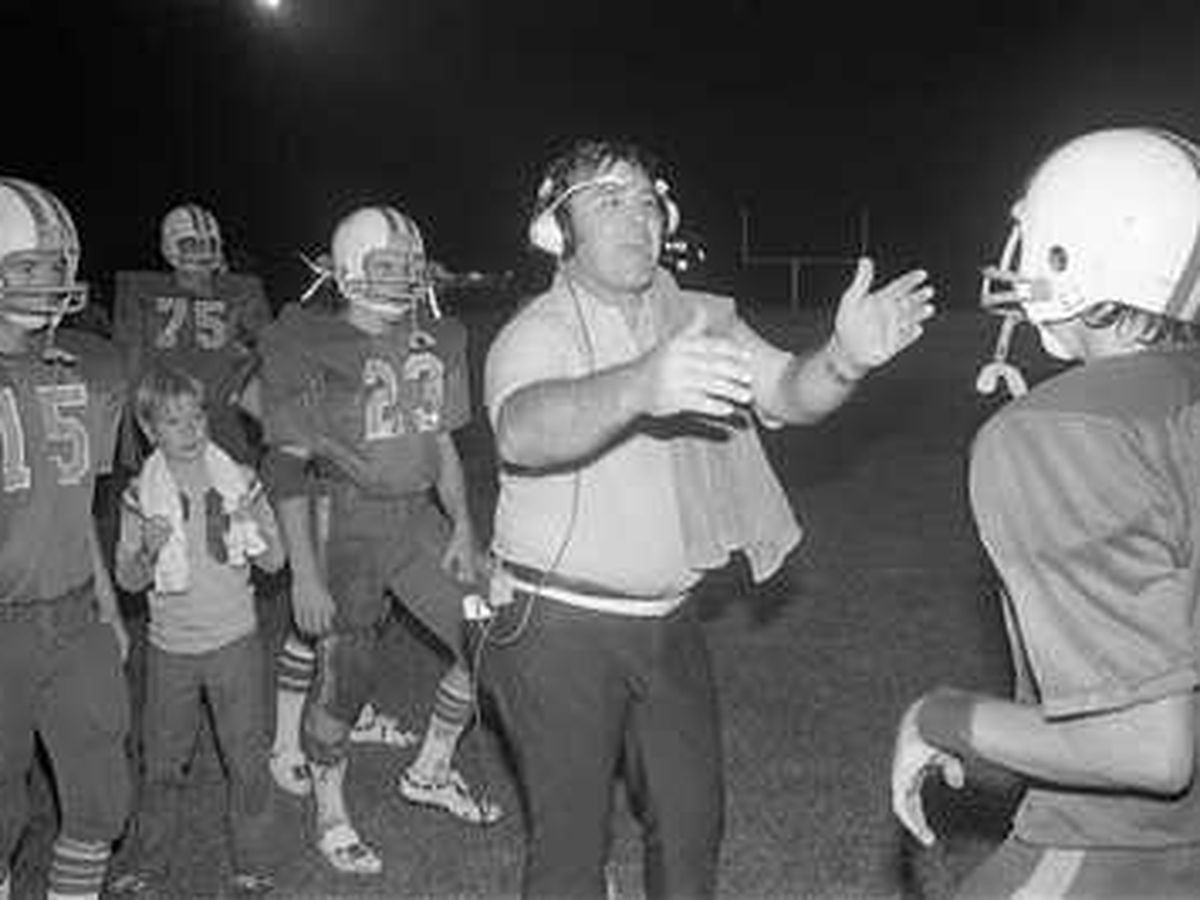 Henderson coach following in his grandfather's footsteps