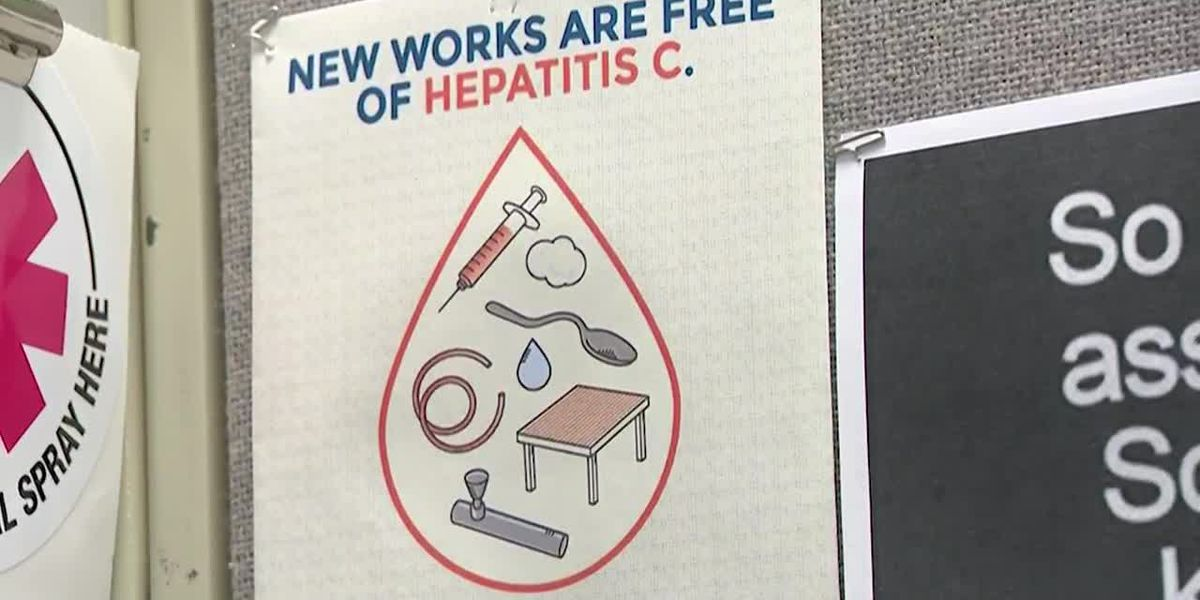 Opioid epidemic sparks new health crisis - hepatitis C