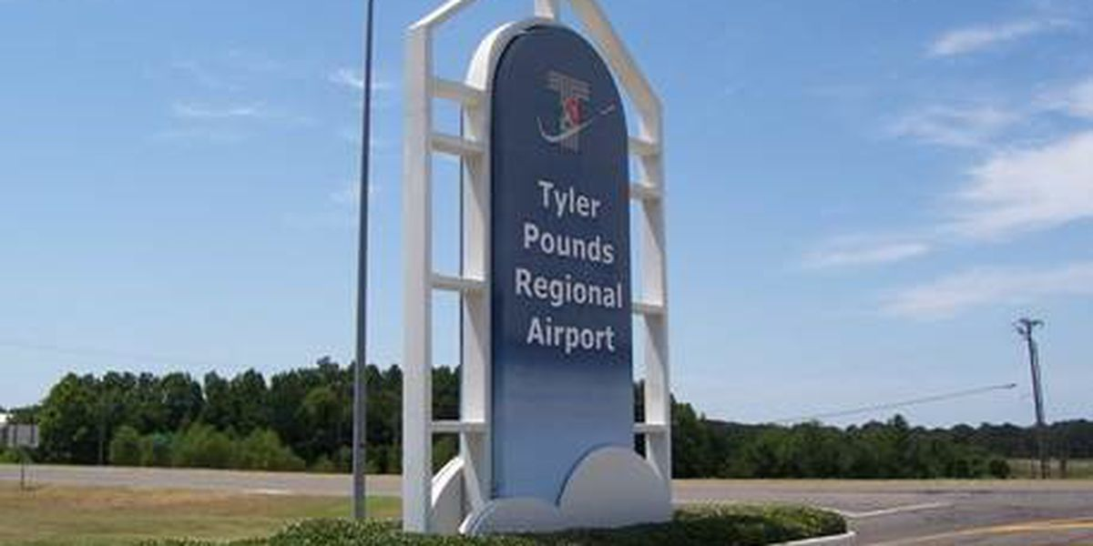 Tyler Pounds Regional Airport to unveil new commercial air service, carrier