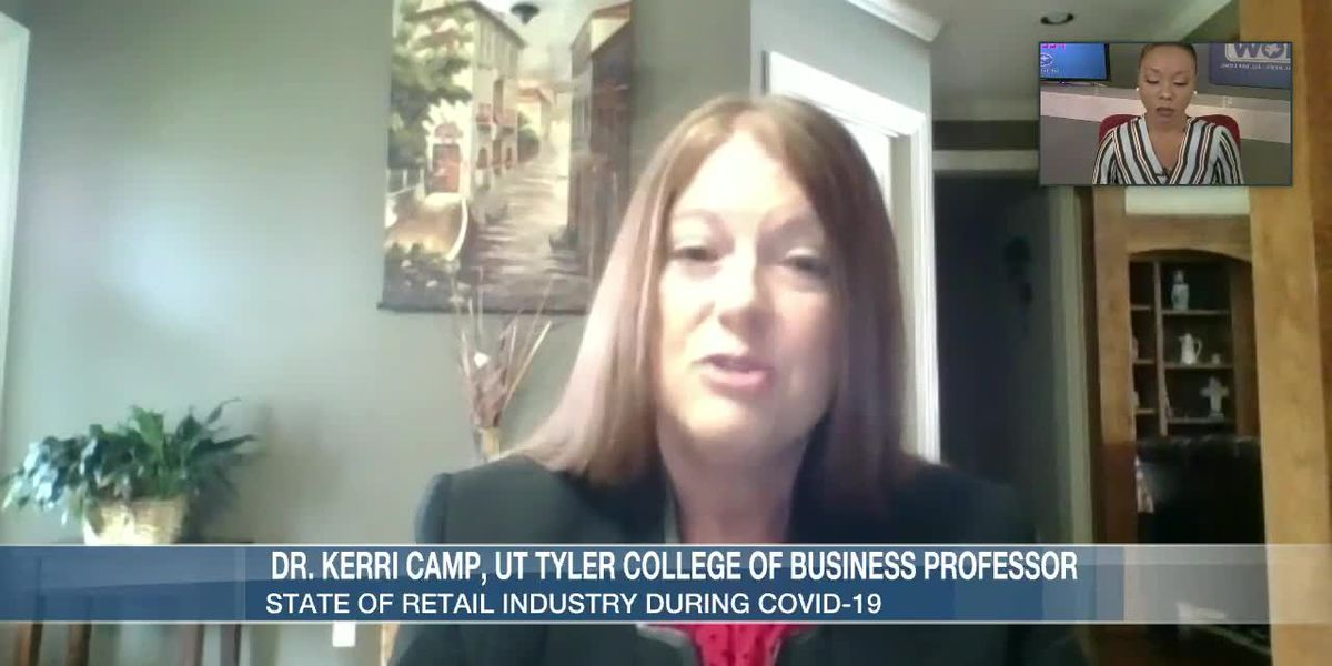 WATCH: UT Tyler marketing professor talks about the survival of retail sales during COVID-19