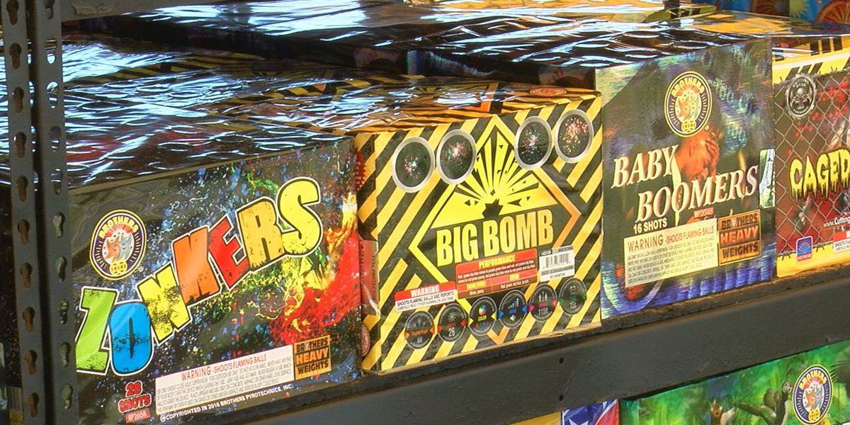 Tariff on fireworks imported from China could send prices skyrocketing