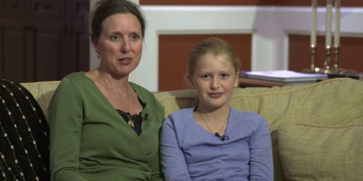 Girl, 10, left with paralyzed arm after case of rare, polio-like disease