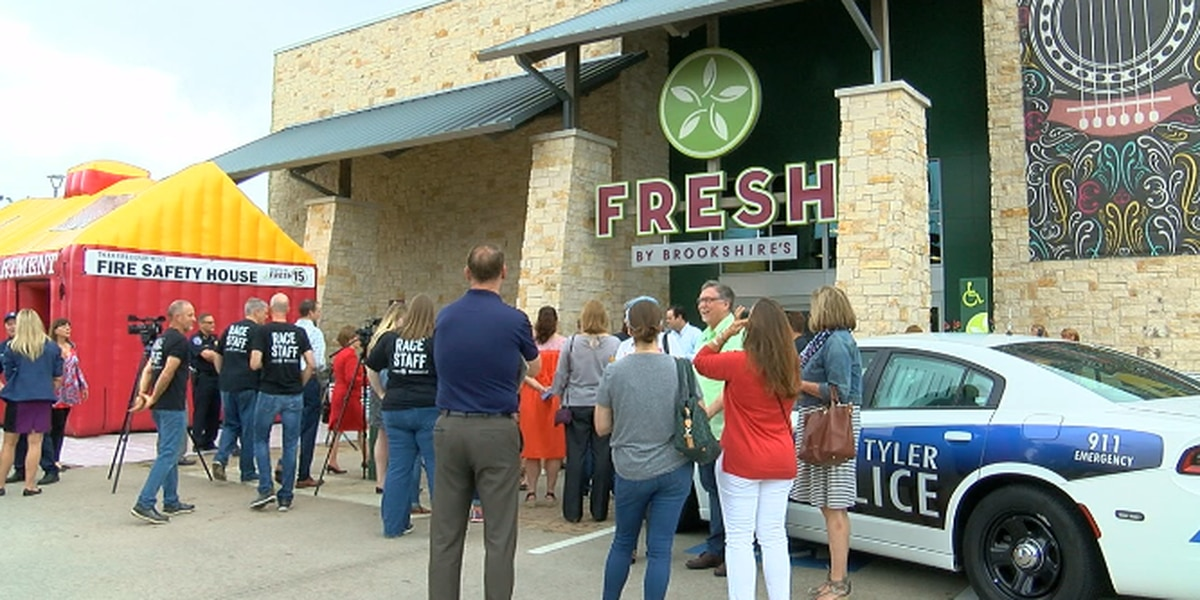 East Texas nonprofits receive $140,000 in donations following Brookshire's FRESH 15 race