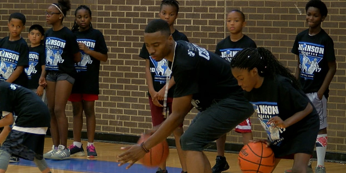The Johnson Tradition: Justin and Jaron Johnson honor father by giving back to the Tyler community