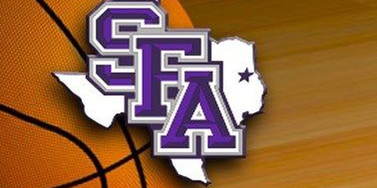 SFA men's basketball bounces back and knocks off Nicholls