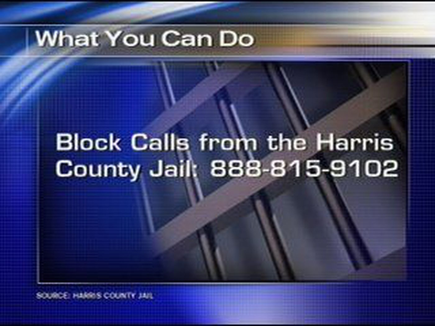 7 On Your Side: Inmate phone scam