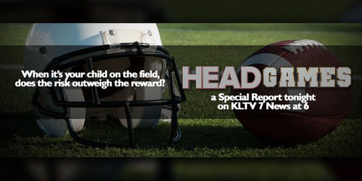 Tonight at 6: Ex-NFL players are speaking out about concussions; should parents steer children away from football?