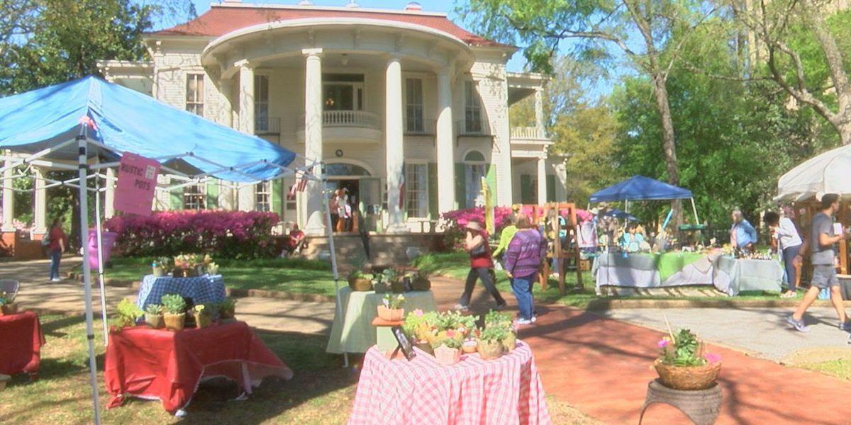 Rose City Artisans and Flower Market underway in Tyler