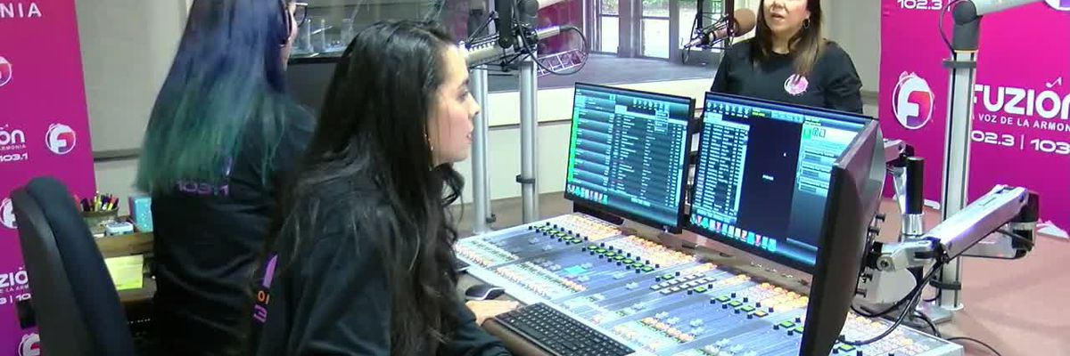 Power of Prayer: Spanish-language Christian radio station Fuzión