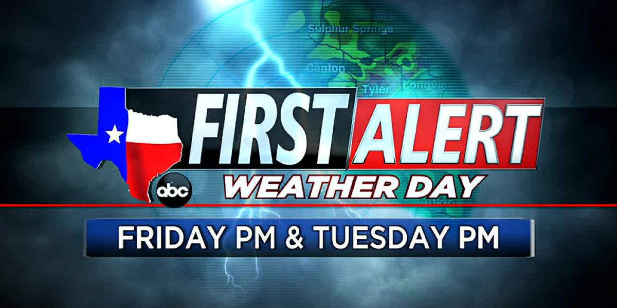 Friday Morning Weather At Your Fingertips