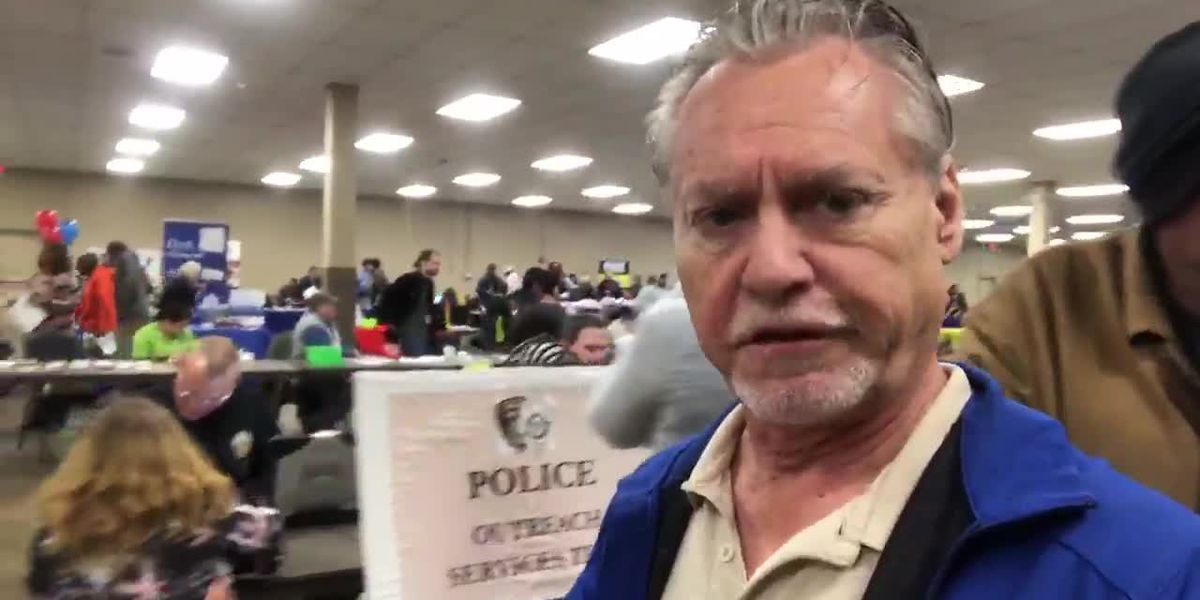 WEBXTRA: Longview hosts Homeless Resource Day