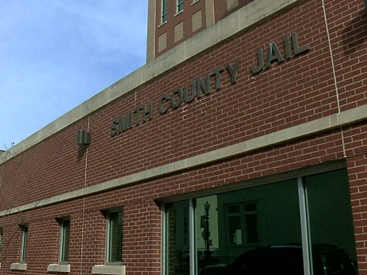 County jails faced with overcrowding problem due to effects of pandemic