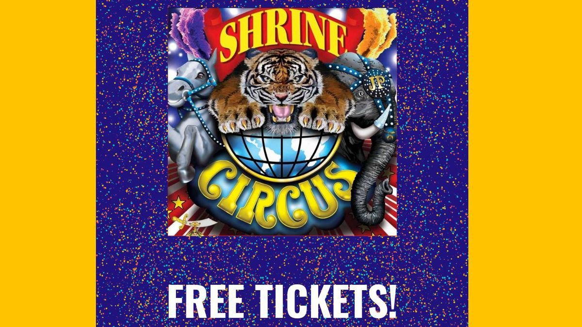 Win tickets to the circus!