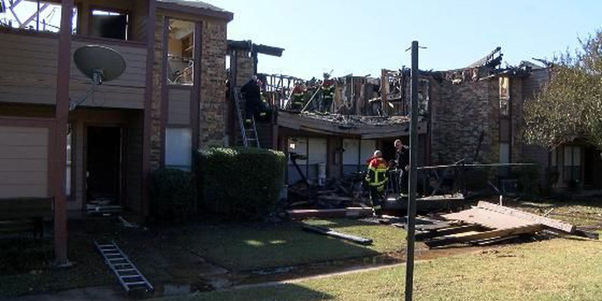 Fire Marshal: Cigarette to blame for accidental fire at Kilgore apartment
