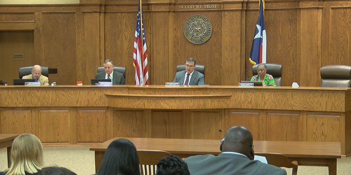 7OnScene: Smith County Commissioners Court, Feb. 26