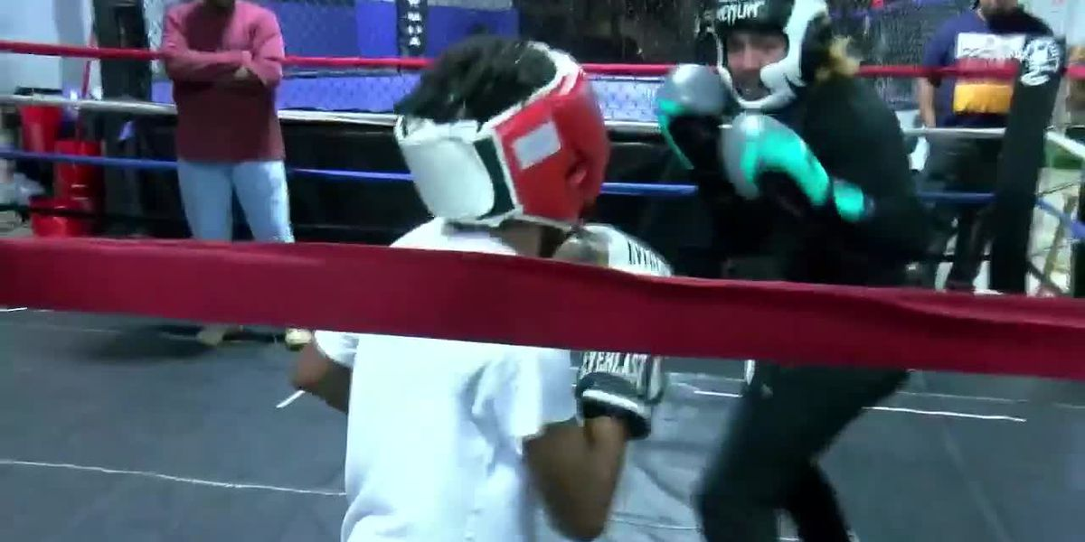 Renewed interest in boxing at East Texas gym