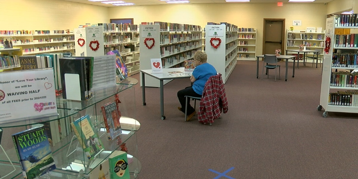 Troup Library receives $57K grant to remodel inside of library